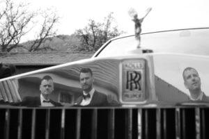 Rolls Royce na svadbe